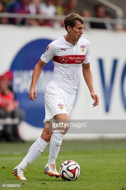 Florian Klein VFB Stuttgart 1 Fussball Bundesliga Testspiel VfB Stuttgart Heidenheim Saison 2014 / 2015
