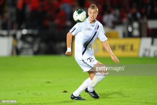 Florian Lejeune Boulogne / Istres 5eme journee de Ligue2
