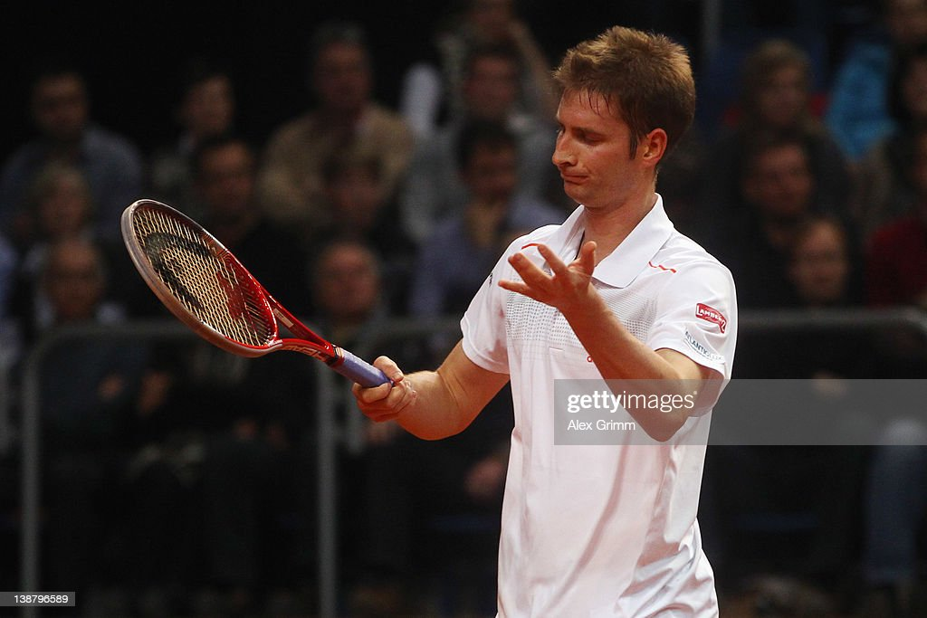 Germany v Argentina: Davis Cup World Group First Round - Day 3