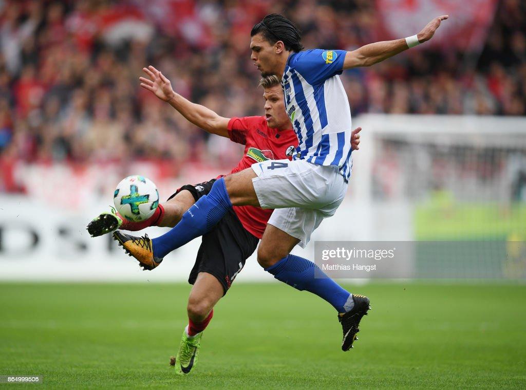 Sport-Club Freiburg v Hertha BSC - Bundesliga