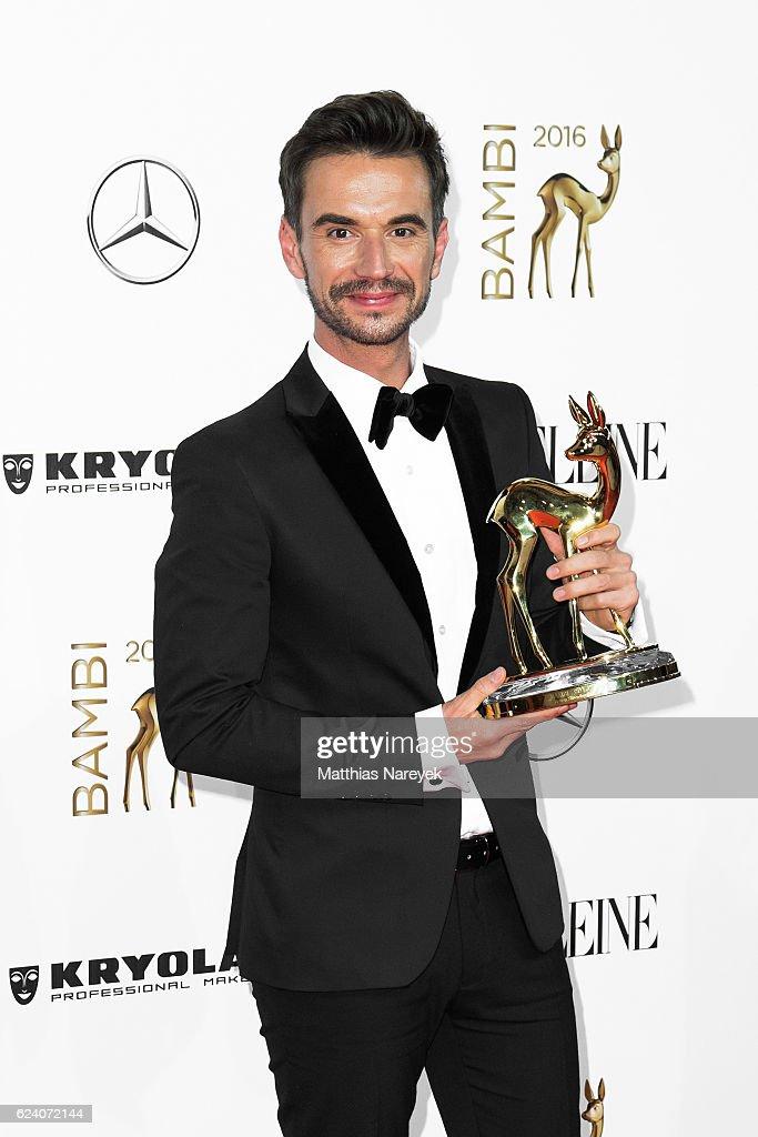 Winners Board - Bambi Awards 2016