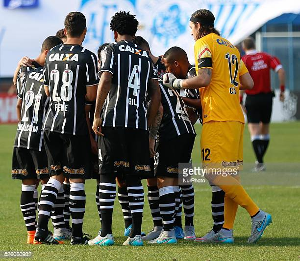 Florian��polis/SC Ava�� x Corinthians from 19th round of Brazilian Soccer Championship 2015 Photo Fernando Remor