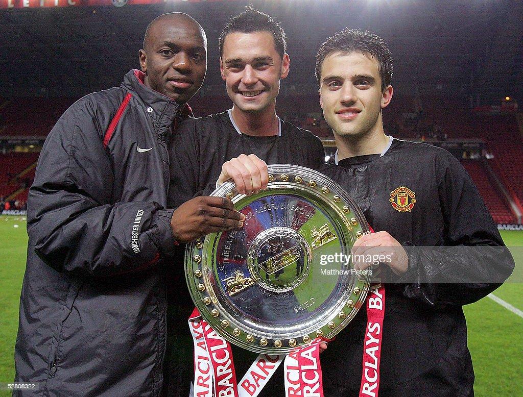 Charlton Athletic Reserves v Manchester United Reserves s and