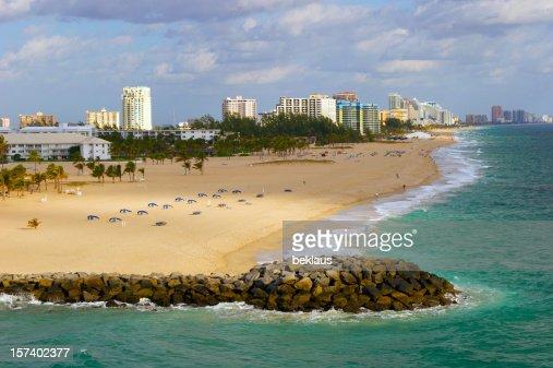 フロリダの海岸