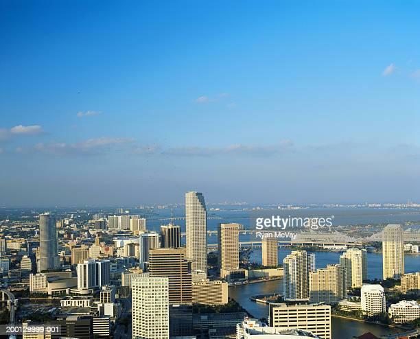USA, Florida, downtown Miami, cityscape