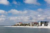 USA, Florida, Gulf Coast, Fort Myers Beach