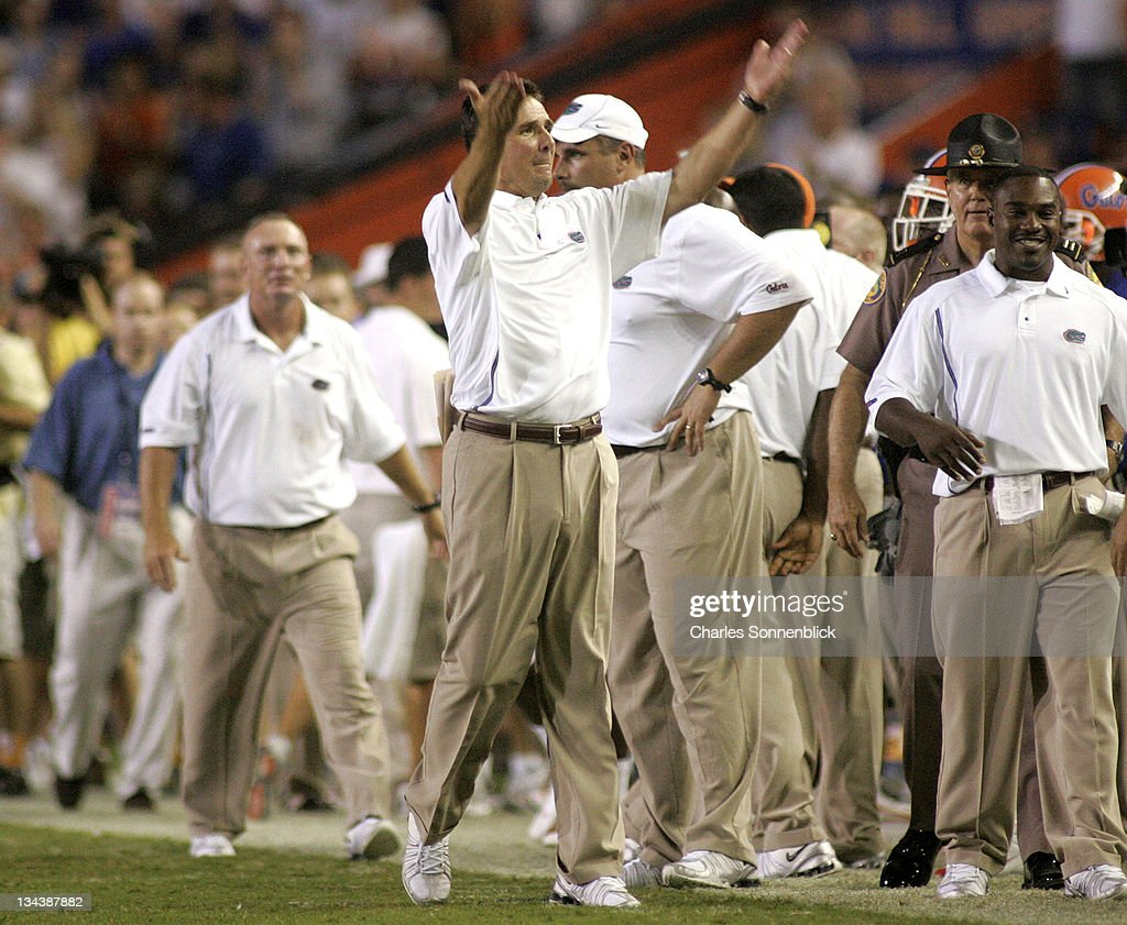 NCAA Football - Tennessee vs Florida - September 17, 2005