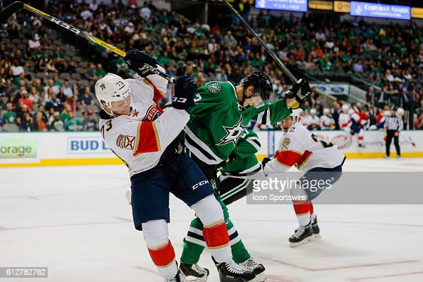 NHL: OCT 04 Preseason - Panthers at Stars Pictures | Getty ...
