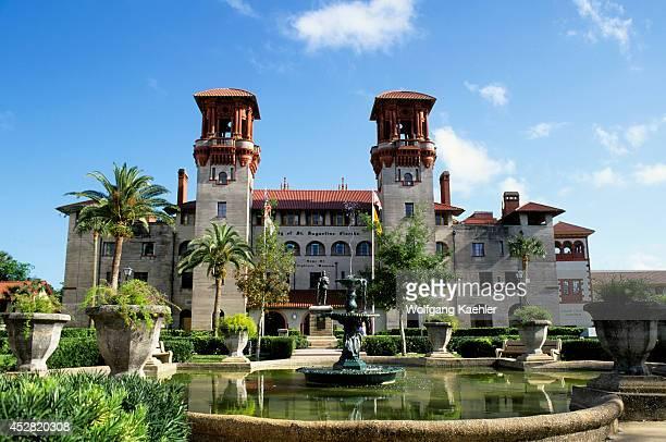 USA Florida St Augustine City Hall And Lightner Museum