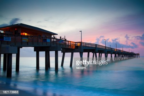 フロリダの日の出