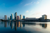 USA, Florida, Tampa, Downtown
