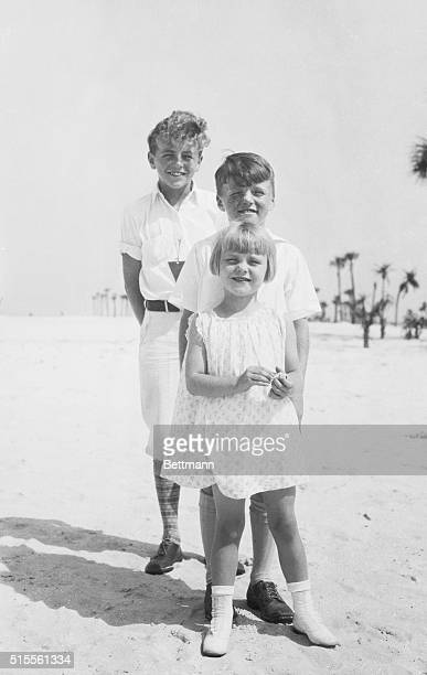 They Want Daddy Back In the blistering days of Florida's wild real estate boom E H McGrath father of these three happy youngsters Edward Robert and...