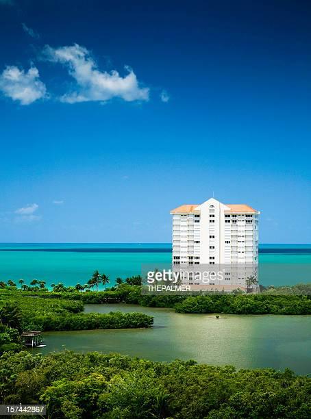 florida tourist resort