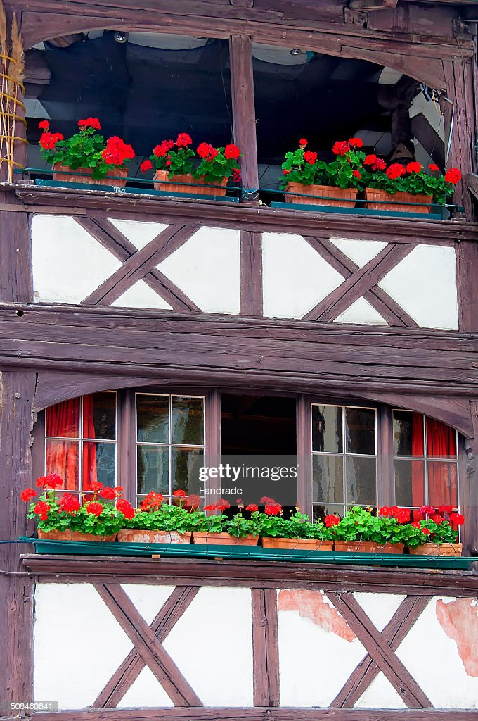 Florida Window in Strasbourg