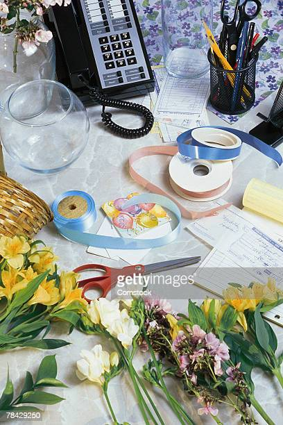Florist shop supplies