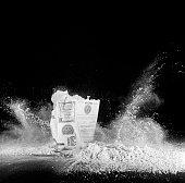 Flour Bomb