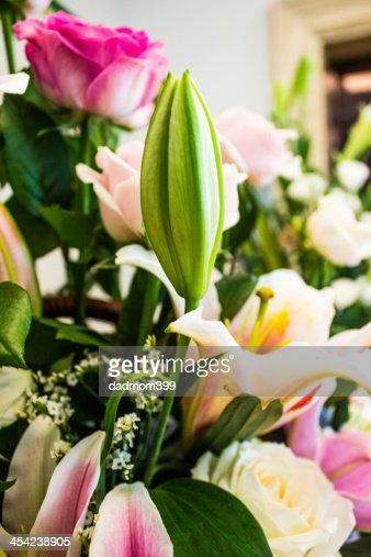 Flower arrangement : Stock Photo