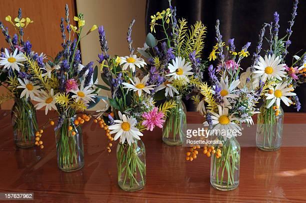 Des compositions florales