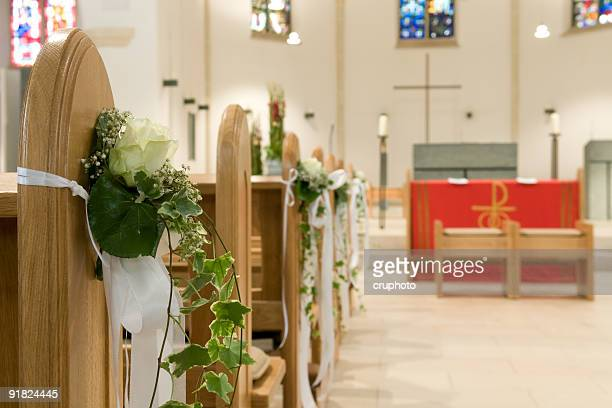 Interior Church Ceremony Stock Photos And Pictures Getty Images
