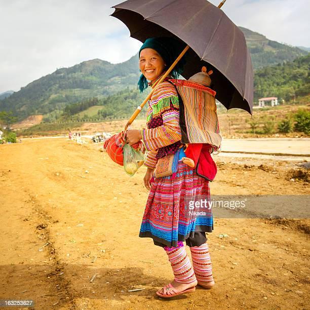 Fleur Hmong Tribe, Vietnam