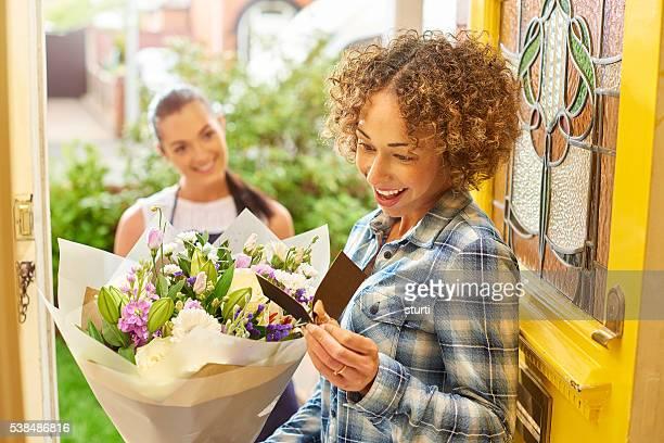 Blume-Freude