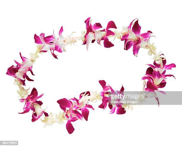Flower leis