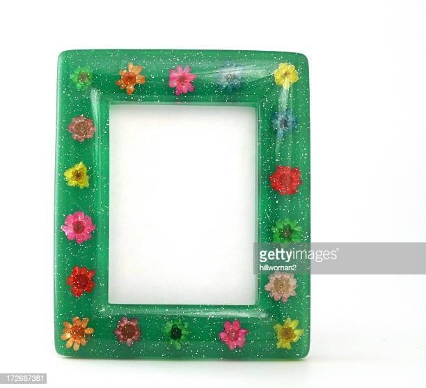 Flower Power Frame