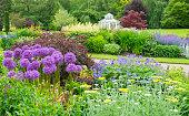 Lavish summer Garden.