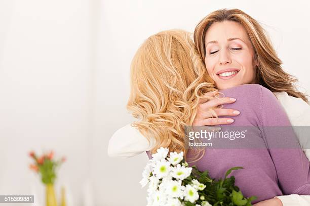 Flowers for loving mother
