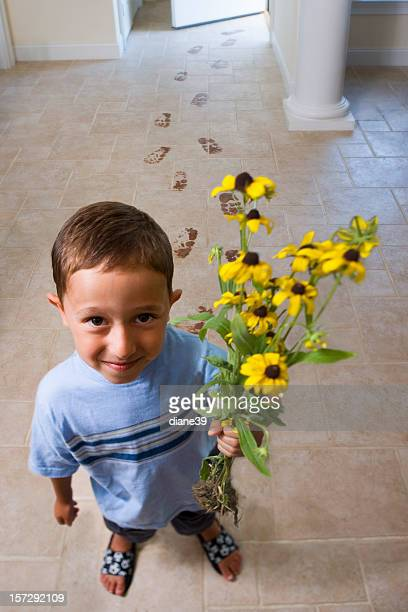Blumen für Mama