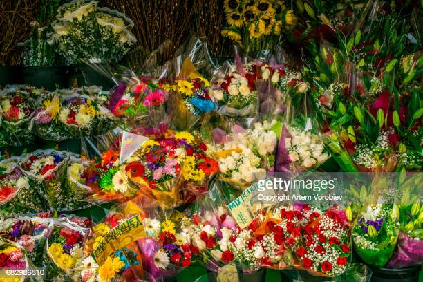 Flowers for sale in Manhattan
