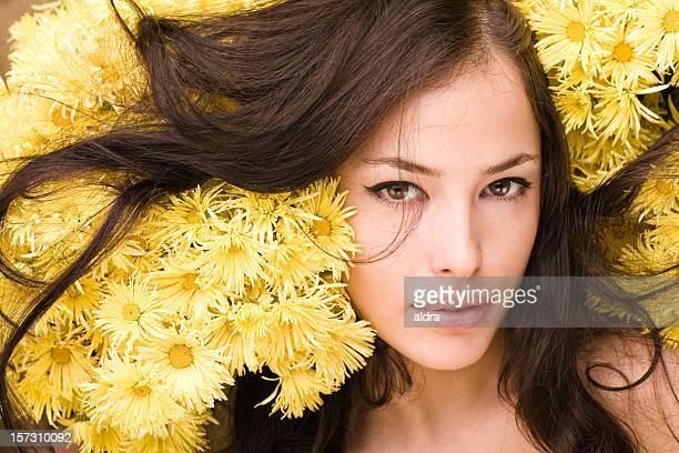Blumen, Porträt