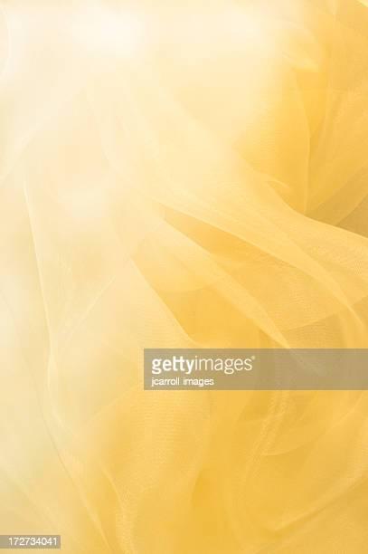 Fließende Gelb abstrakt Hintergrund