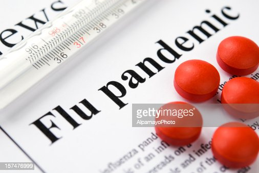 Flu (Influenza A/H1N1) pandemic headlines - VI