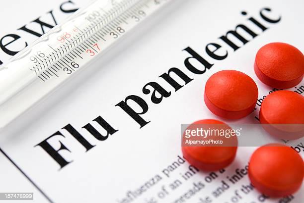 風邪(インフルエンザ A /H1N1 取材ヘッドラインズ-VI
