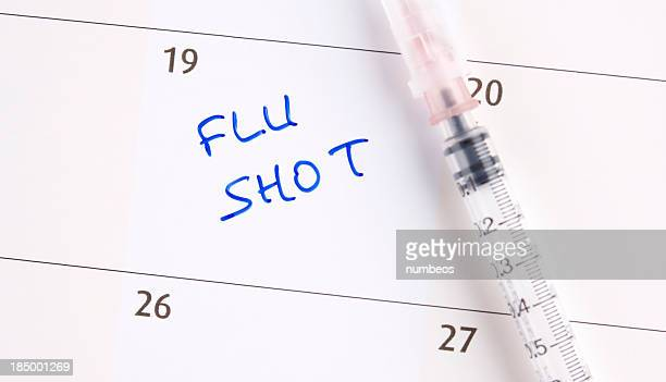 Flu shot appointment