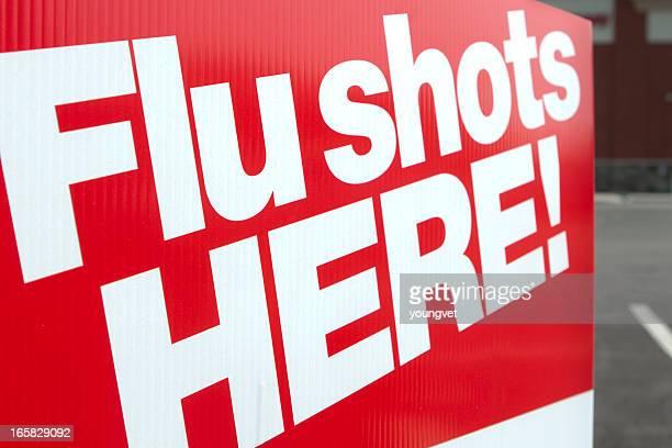 Flu shots here