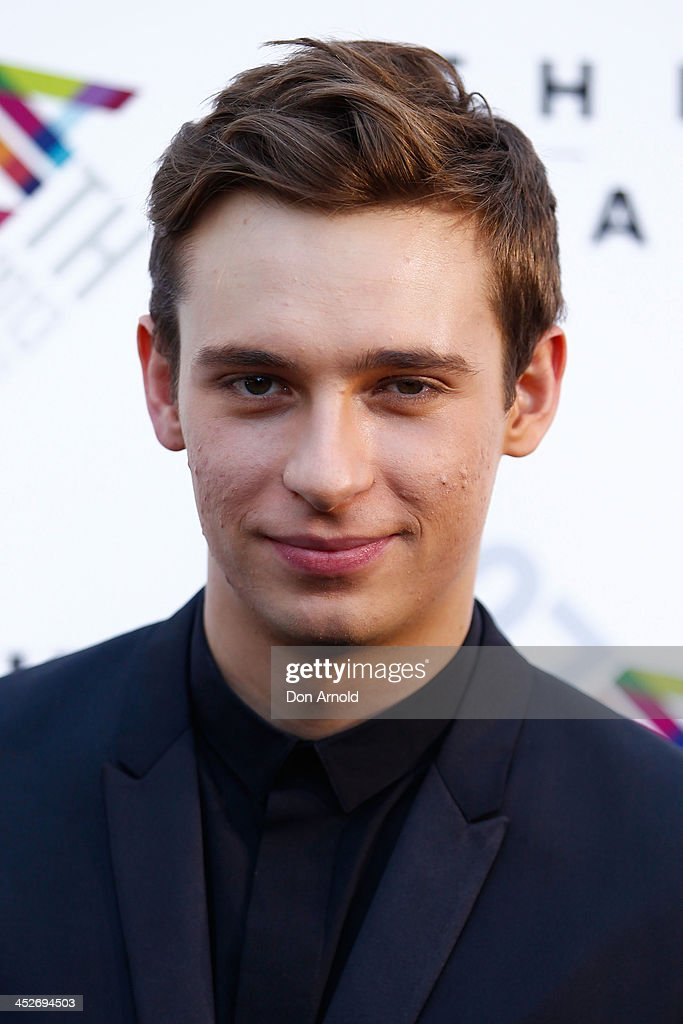 Flume arrives at the 27th Annual ARIA Awards 2013 at the Star on December 1, 2013 in Sydney, Australia.