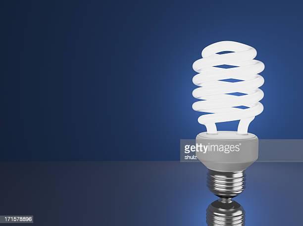 Ampoule fluorescente