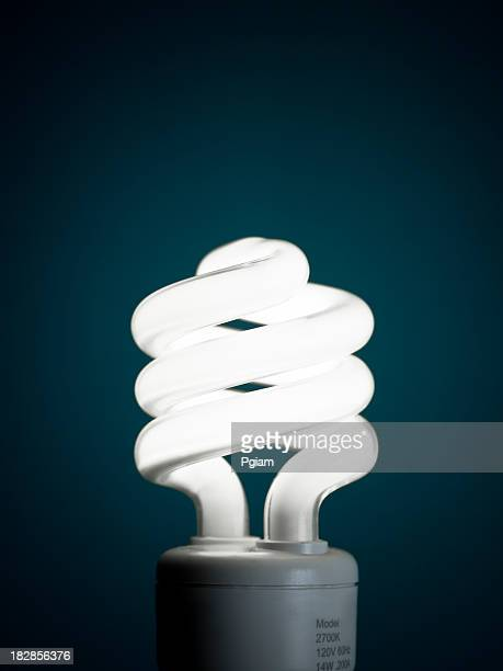Neonlicht Glühbirne
