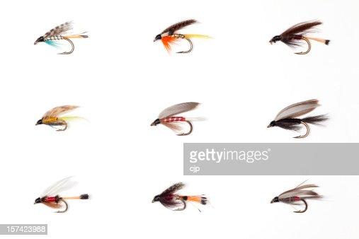 Fly Fishing - Dry Flies