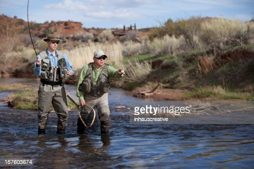 Fishing club stock photos and pictures getty images for Fly fishing clubs