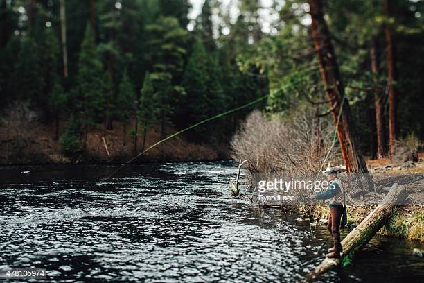 Fly Fishing in Bend Oregon