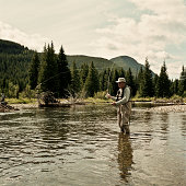 Fly Fishing in the Canadian Rockies