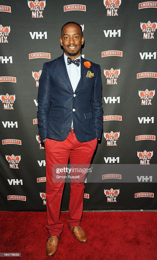 DJ Fly Guy attends the 'Masters Of The Mix' Season 3 Premiere at Marquee on March 27, 2013 in New York City.