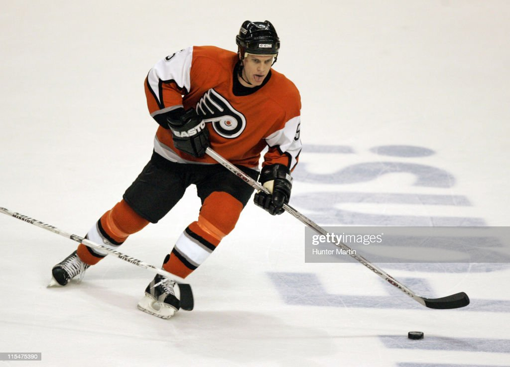 Colorado Avalanche vs Philadelphia Flyers - January 14, 2006
