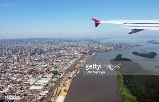 Flying again Porto Alegre - RS - Brazil!