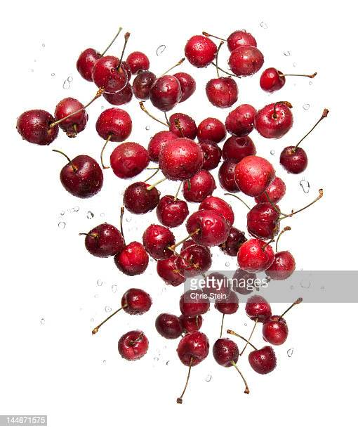Flying Cherries