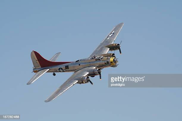 B-17 Flying Fortress bomber