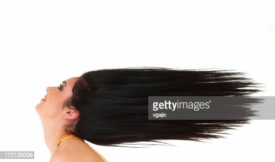 Volant cheveux